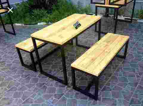 tempahan meja dan kursi