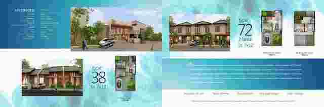 Villa Jati 2 perumahan sukodono kota Sidoarjo