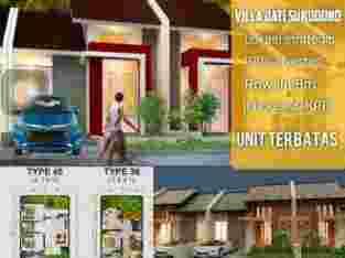 perumahan Villa Jati 150% tanpa denda Dan sita