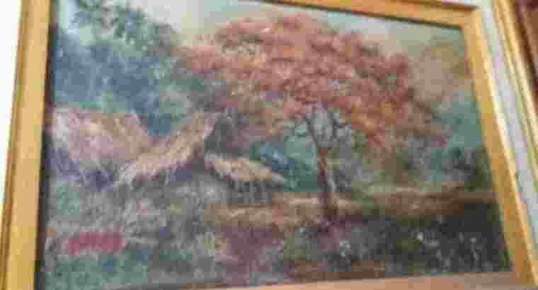 Lukisan tua