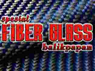Jasa Special Fiber Glass Balikpapan