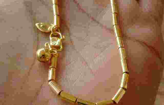 gelang lapis emas asli 24k