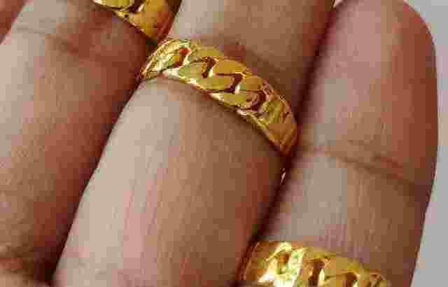 cincin lapis emas 24k