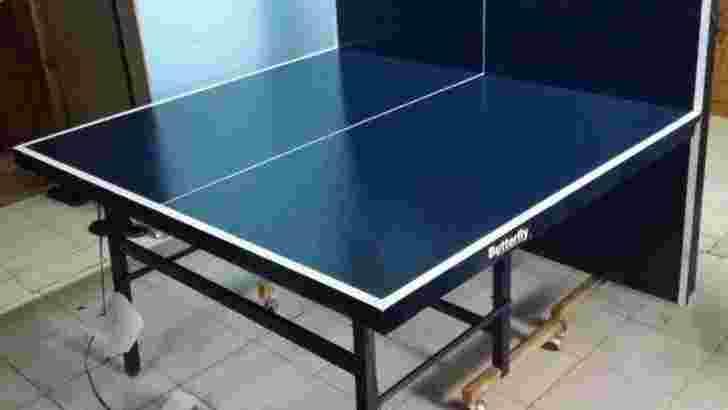 tenis meja SNI baru