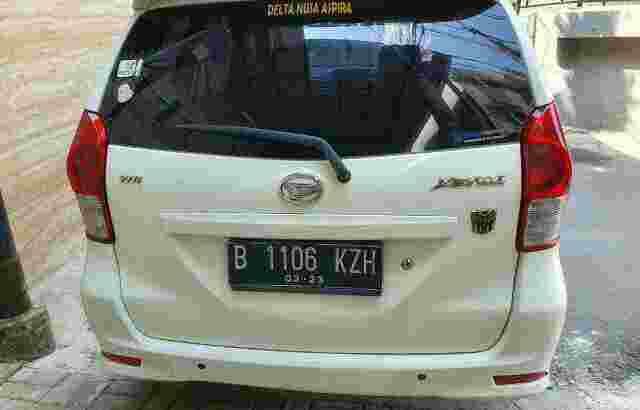 Promo Tdp ringan Daihatsu Xenia MT tipe M 2014