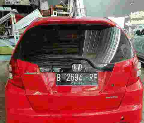 Promo Tdp/ angs ringan Honda Jazz S 2008 AT