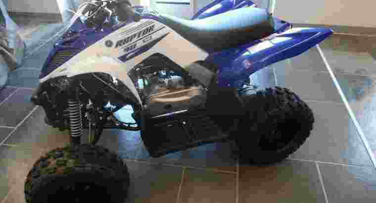Motor ATV Yamaha Raptor 90cc Matic