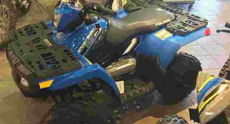 Motor ATV Polaris OUTLAW 110CC Automatic