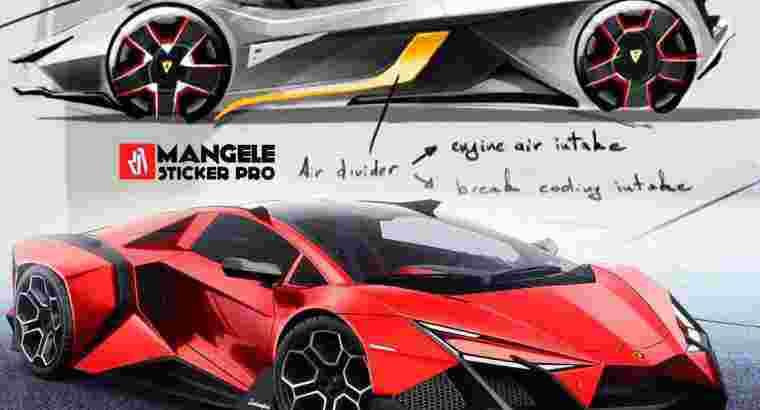 Jago Designer Vector? suka Otomotif Siap Kerja