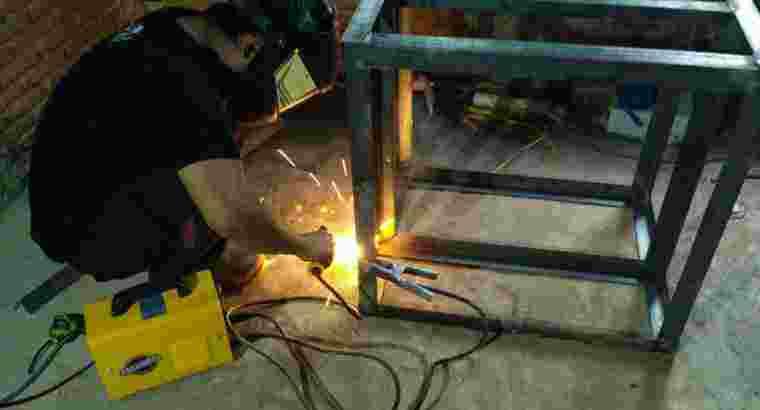 Bengkel Las Makassar (Lasmar Teknik)