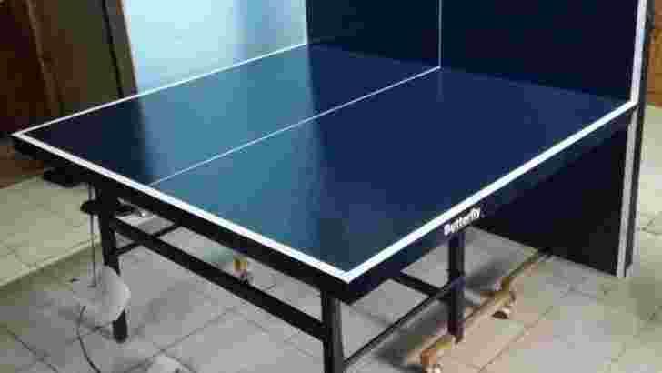 tenis meja kuat tahan panas wa.