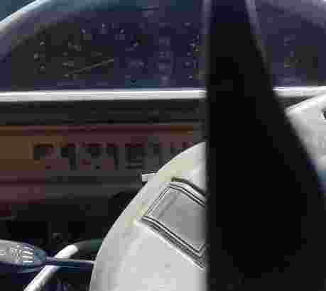 Mitsubishi pick up mesin bensin th 83 surat baru Joss siap pakai wa.087765539353