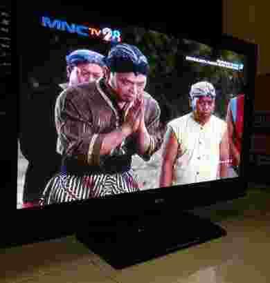 Jual tv merk LG 42 in normal nominus
