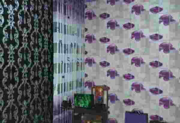 Gorden hordeng gordyn wallpaper dekorasi murah diburu para peminatnya area tangerang kota dsktrnya