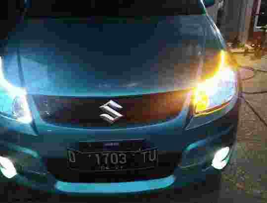 Suzuki X over AT Mulus Terawat pribadi