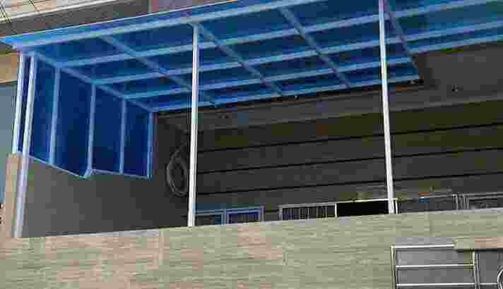kanopi atap polikarbonet