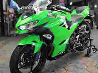 Kawasaki ninja all new 250