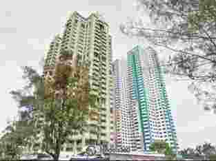 Dijual 1 Unit Apartemen (Lelang) di Kondominium Rajawali Gunung Sahari Utara Sawah Besar Jakpus