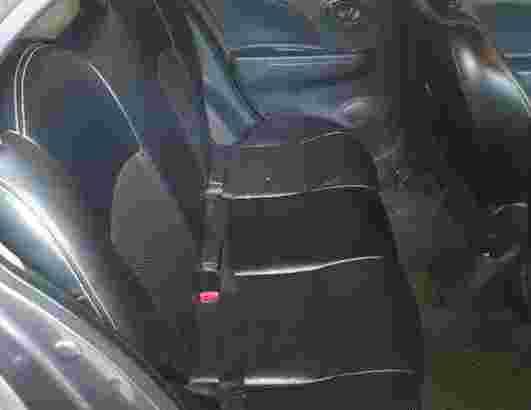 jual mobil bekas nissan march matik tahun 2012 leter E. cirebon089671332332