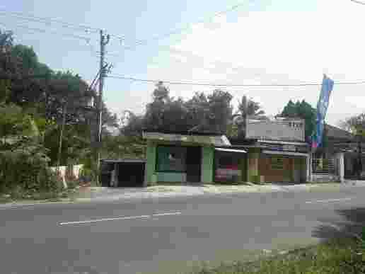 Rumah Bisa utk usaha mangku Jalan Kaliurang km 21 Pakem Sleman