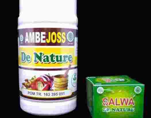 Obat herbal ambeien ambejoss dan salep salwa