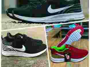 SEPATU NIKE V1 ZOOM RUNNING  New Comer : Nike Zoom New Edition Unisex (Cowok Cewek)