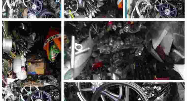 jual barang baru dan bekas part motor