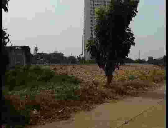 DIJUAL MURAH!! LAHAN LUAS di SRENGSENG KEMBANGAN JAKARTA BARAT