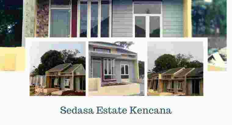 Sedasa Estate Kencana | 3 juta all in | 5 menit ke ST Cilebut