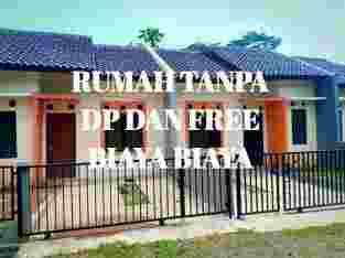 Rumah Tanpa DP free biaya surat² di Parung Bogor