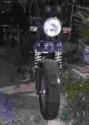 dijual motor KAISAR . th 2017. kondisi baik n terawat