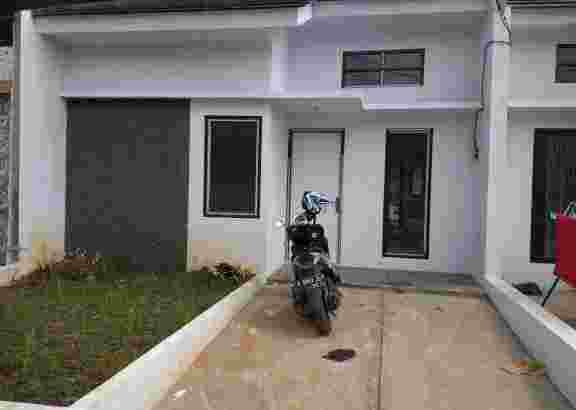 Jual Rumah Over Kredit Cluster LT 96 LB 50