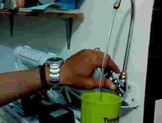 Fresh Water Mesin Air Minum Higienis
