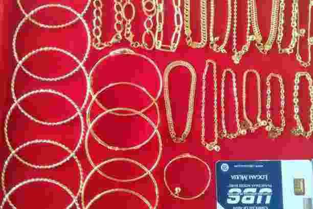 terima mas dan berlian yg tidak bersurat dalam semua bentuk dan model
