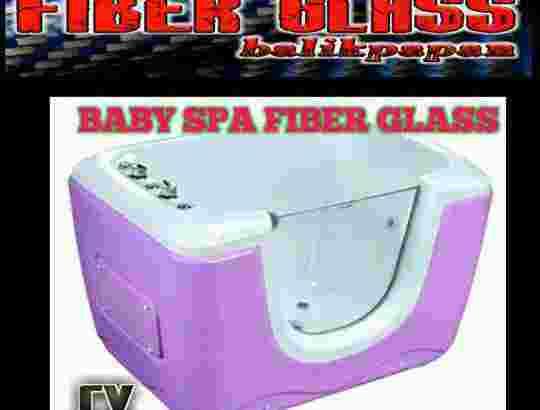 Bak Fiber Glass Baby Spa