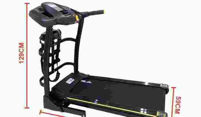 treadmill elektrik 3 fungsi Tl ,636