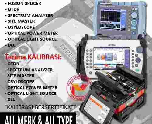 Jasa Service Splicer – Jasa Kalibrasi OTDR