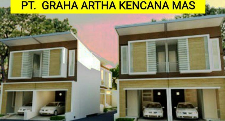 Rumah idaman New Florencia Promo KPR DP 50Jt Angsu