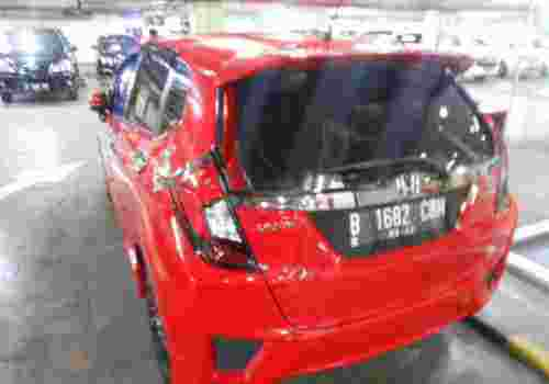 Honda Jazz RS Thn 2017 merah