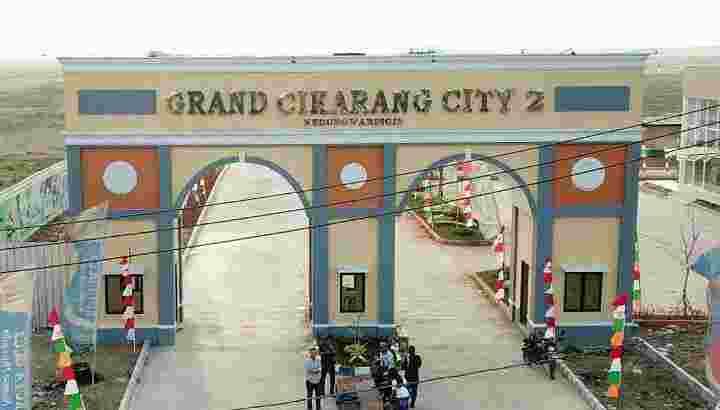 Perumahan GRAND CIKARANG CITY 2