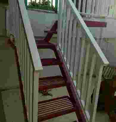 tangga rebah minimalis murah