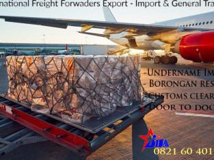 Jasa Forwarder Import