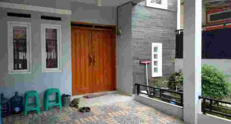 Rumah minimalis siap huni di cisarantenkulon