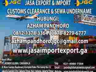 JASA EKPEDISI KARGO IMPORT BARANG CHINA