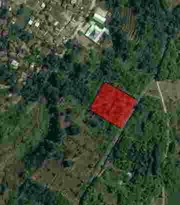 jual tanah kebun seluas 3640 m lokasi sangat strategis pinggir jln desa masuk mobil depan lokasi sudah ada vila