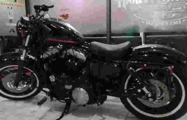 Harley Davidson 48 2012