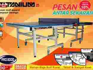 Tenis meja pingpong merk Titanium 25