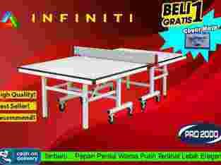 Tenis meja pingpong merk INFINITI