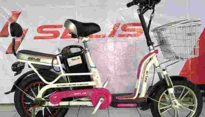 Sepeda Motor Listrik SELIS Butterfly L.E
