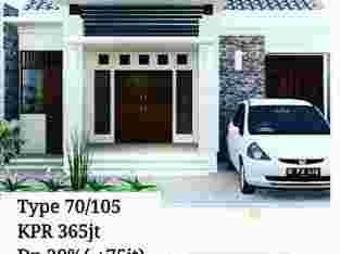 Perumahan Termurah Sukarame, Jl Pulau Singkep Bandar Lampung